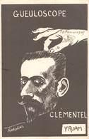 Illustrateur NORWINS- GUEULOSCOPE- CLEMENTEL -YRUAM - Personnages