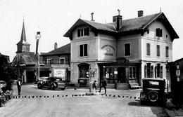 Crassier       La Frontière - VD Vaud