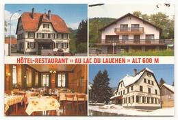 HOTEL RESTAURANT AU LAC DU LAUCHEN A SONDERNACH - Hotels & Restaurants