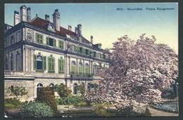 +++ CPA - Suisse - NEUCHATEL - Palais Rougemont // - NE Neuchâtel