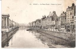 Lille - La Basse Deule - Palais De Justice - Lille