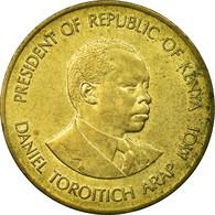 Monnaie, Kenya, 5 Cents, 1991, British Royal Mint, TTB, Nickel-brass, KM:17 - Kenya