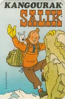 Kuifje Zelfklever Salik - Kuifje