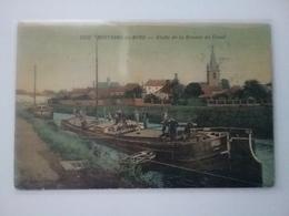 Mortagne   Du Nord            (peniche )schiffe Arken - Péniches