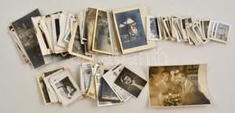 11 Db Kisméretű Fotó 4x6, 6x9 Cm, és Némi Nagyobb. Benne Városképek Is. - Autres Collections