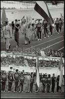 Magyar Kerékpározók A Szovjetunióban, 4 Db Sajtófotó, 15×23,5 és 18×24 Cm Közötti Méretekben - Autres Collections