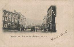 Liège - Chênée - Rue De La Station - Vue Animée - 2 Scans - Liege
