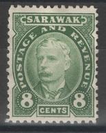 Sarawak - YT 34 (*) - 1895 - Sarawak (...-1963)