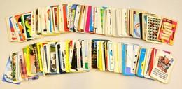 Több Mint 300 Darabos Kártyanaptár Gyűjtemény A 60-as évektől Napjainkig, Különbözőek - Publicités