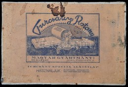 Turcsány Speciál Alátétlap, Foltos, 22×35 Cm - Publicités
