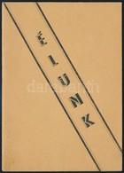 1945 Élünk A Munkaszolgálatosok Szervezetének Kiadványa 8p. - Other Collections