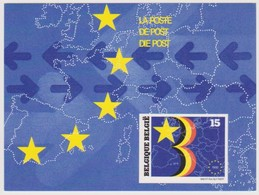 LX 81  - Europese Markt - Cote 135,00 Euro - Feuillets De Luxe