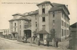 67 : Strasbourg  Societé Cooperative De Consommation - Strasbourg