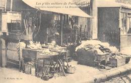 Paris - Les P'tits Métiers - Quartiers Excentriques - La Brocante - Cecodi N'730 - France