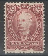 Sarawak - YT 31 (*) - 1895 - Sarawak (...-1963)
