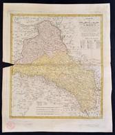 1800 Galicia Térképe. Franz L Gussefeld: Charte Von Ost- Und West- Oder Alt- Und Neu-Galizien. Nurnberg : Homann. Erben, - Maps