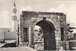 Tripoli - Libya - Arch Of Marcus Aurelius (1956) - Libye
