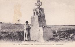 Île De Noirmoutier - La Croix Du Cheminet (route De L'Herbaudière) - Noirmoutier