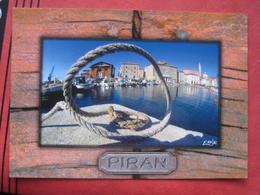 Piran / Pirano: Hafen - Slovénie