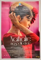 2011 Nathalie Második élete (Audrey Tautou) - Moziplakát, Hajtás Okozta Kopásnyomokkal, 98×68 Cm - Other Collections