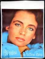 Cca 1980 'Fabulon A Bőre őre' Nagyméretű Reklám Plakát, Jó állapotban, 100x70 Cm - Other Collections