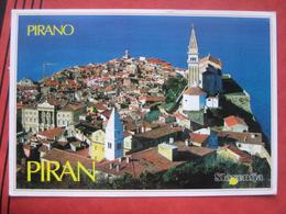 Piran / Pirano: Altstadt - Slovénie
