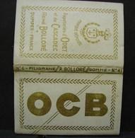 Tabac. 1. Carnet De Feuilles à CigarettesOCB - Cigarettes - Accessoires