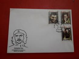 La Cuba FDC 35 Ans De La Mort D'Ernesto Che Guevara - Celebrità