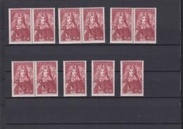 FRANCE Y/T  N°600  - Marechal ANNE -HILARION De COTENTIN (1642-1701) -NEUF XX  - REF 24-24  NB 11 - Neufs