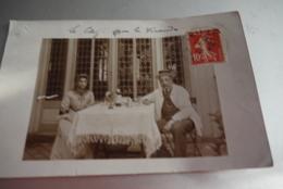17     CARTES  PHOTOS  DIVERSES  GROUPES,FETES  ETC.....  CERTAINES  NOMMEES - Cartes Postales