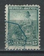 Argentina Mi 109, Sc 132  O Used Ship Postmark Buenos Aires à Bordeaux - Argentina