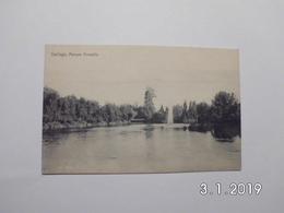 Santiago. - Parque Cousino. (4 - 5 - 1920) - Chili