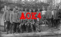 Ieper KLEIN ZILLEBEKE Hill Höhe 60 IR 143 1915 Feldpost Flandern Zandvoorde Abri Unterstand - Ieper