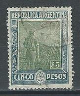 Argentina Mi 179, Sc 202  O Used - Argentina