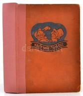 Nagy Imre: 5000 Vicc. IV. Kötet. Bp., 1932, Az Ojság Kiadása, 240 P. Javított Gerincű Egészvászon-kötésben, Megviselt ál - Books, Magazines, Comics