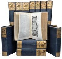 RÉVAI NAGY LEXIKONA I-XX. Kötet Bp., 1911-1935, Révai Testvérek. Eredeti Kiadás! Több Száz Színes és Fekete-fehér Mellék - Books, Magazines, Comics