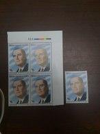 Uruguay Ex President Wilson Ferreira Aldunate - Stamps