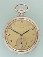 Stowa Dupla Ezüst Fedeles Zsebóra Tisztításra Szoruló Szerkezettel D:5 Cm - Jewels & Clocks