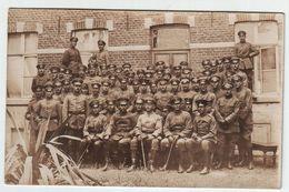 Soldaten Gruppe 10 / Original Fotokarte / Weltkrieg 1 ? - Guerre 1914-18