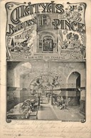 T2/T3 Budapest V. Mátyás Pince, Belső, Eskü Tér 6. . Divald Károly, Art Nouveau (EK) - Postcards