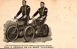 The Sckramson's Troupe Créateurs De La Ronde Infernale à Motocyclette - Künstler