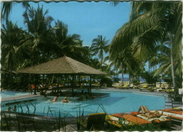 INDONESIA - BALI HYATT HOTEL - VINTAGE POSTCARD - STAMPS  (BG2062) - Indonésie