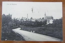 POSTCARD=MONTZEN To BRUSSELS=BELGIUM=1907=VIEW OF MONTZEN= Station Avenue Kelmis La Calmine LIEGE=POSTED=USED. - Sonstige