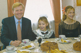 DP00609 - NETHERLANDS - DUTCH ROYALTY - YOUNG PRINCE WILLEM-ALEXANDER - CP ORIGINAL ROYAL PRESS 123 - Familles Royales
