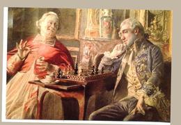Jeu De Peinture Chess Club 2016 Filokartistov - Schach