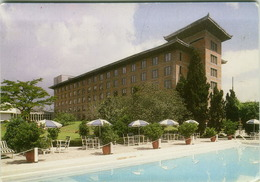 NEPAL - SOALTEE OBEROI HOTEL - 1970s (BG2063) - Nepal