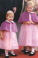 DP00614 - NETHERLANDS - DUTCH ROYALTY - PRINCESS AMALIA - ALEXIA CP ORIGINAL ROYAL PRESS 344 - Familles Royales