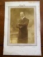 Oude Foto 1901  Op Karton  Fotograaf  Ferdinand BUYLE - Old (before 1900)