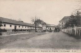 Lunéville - Quartier Clarenthal - 31e Régiment De Dragons - Le Pansage - Luneville