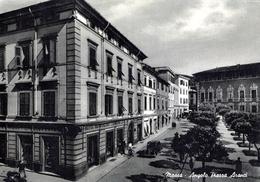MASSA (MASSA CARRARA) - ANGOLO DI PIAZZA ARANCI  ANNI 50 - Massa